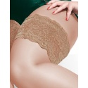 Lace Band - Bas autofixant grande taille 20 den - Adrian