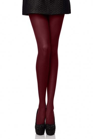 Roza - Collant Opaque Grande taille 60 deniers - Fiore