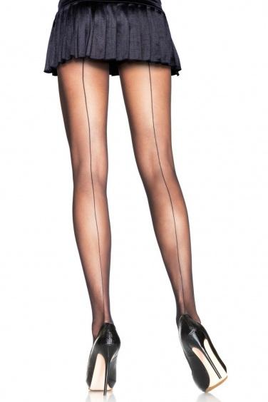 Riga Dietro - Collant Couture Sexy Taille 5 - Veneziana