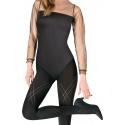 Megan - Collant Taille 5 Opaque Fantaisie 60 den - Gabriella