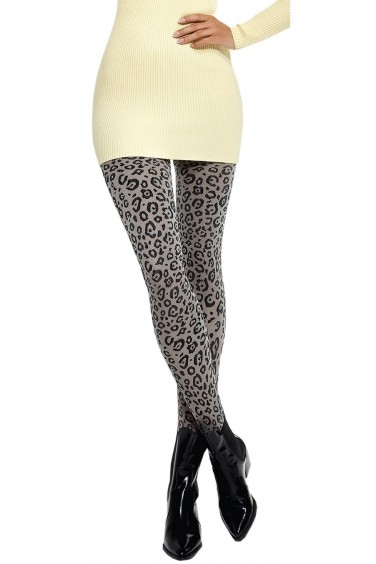 Leopard - Collant Femme imprimé Animal - Adrian