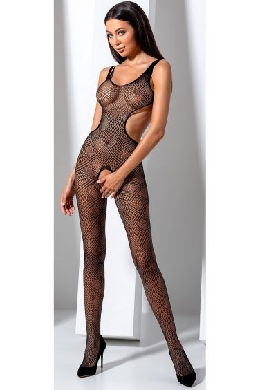 Bodystocking Sexy Ouvert Entrejambe - Passion